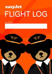 DL2038-Pilot Log book Cover A4