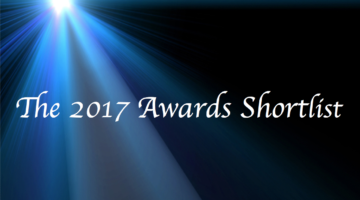 The 2017 Awards Short List
