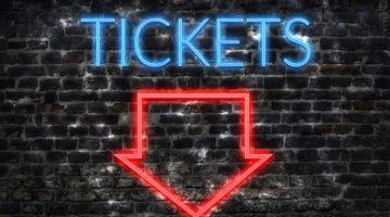Ceremony Tickets