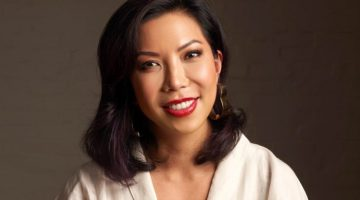 Sarah Chau receives The Anita Gittelson Innovator of the Year Award
